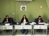 Câmara aprova indicativo de Lei de autoria da vereadora Marinalva Vieira - PRP que Dispõe a implantação de hortas nas instituições públicas de ensino do município de Nazária.