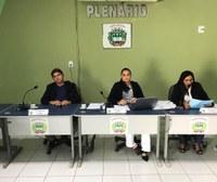 Câmara aprova quatro projetos de Lei de autoria do Excelentíssimo prefeito Osvaldo Bonfim