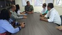 Presidente da câmara Creane Sousa (PDT), convoca audiencia para reforçar segurança nazariense.