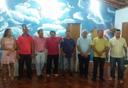 Vereadores de Nazária prestigiam os festejos da comunidade Passagem de Santo Antônio Zona Rural de Nazária –PI.
